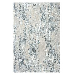 Rizzy Home Chelsea Abstract Distressed Rug