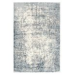 Rizzy Home Chelsea Distressed Scroll Rug