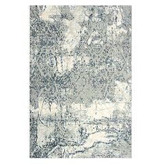 Rizzy Home Chelsea Distressed Abstract Rug