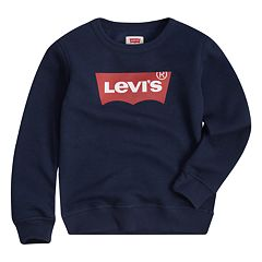 Boys 8-20 Levi's Batwing Fleece Top