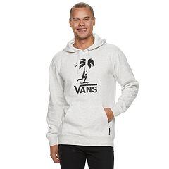 Men's Vans Logo Pullover Fleece Hoodie