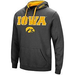 Big & Tall Iowa Hawkeyes Fleece Pullover Hoodie