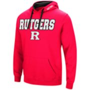 Big & Tall Rutgers Scarlet Knights Fleece Pullover Hoodie