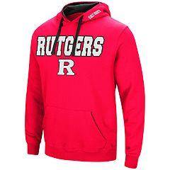 Big & Tall Rutgers Scarlet Knights Fleece Pullover Hoodie