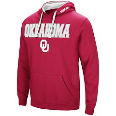 Big & Tall Oklahoma Sooners Fleece Pullover Hoodie