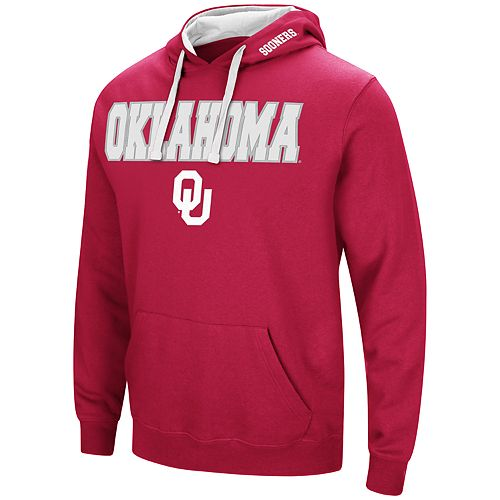 14d9602f011 Big & Tall Oklahoma Sooners Fleece Pullover Hoodie