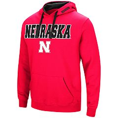 Big & Tall Nebraska Cornhuskers Fleece Pullover Hoodie
