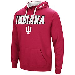 Big & Tall Indiana Hoosiers Fleece Pullover Hoodie