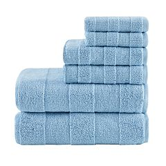 Madison Park Signature Parker 6-piece Cotton Towel Set