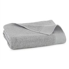 FlatIron Terry Flax Iron Bath Towel