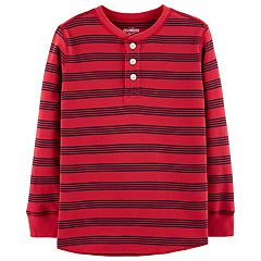Boys 4-12 OshKosh B'gosh® Striped Henley