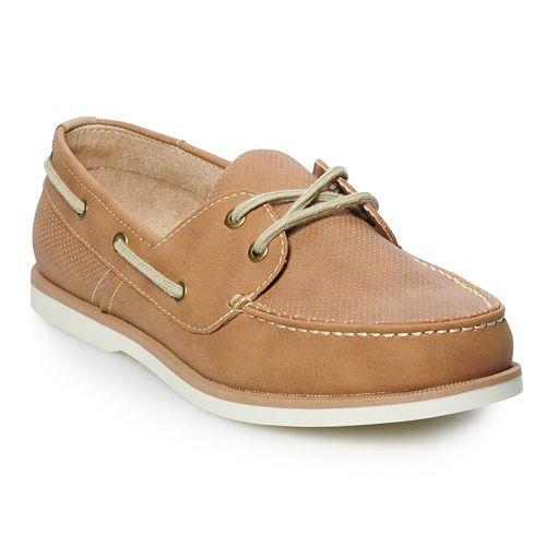 SONOMA Goods for Life™ Kutcher Men's Boat Shoes