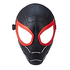 Hasbro Spider-Man Into the Spider-Verse Miles Morales Hero FX Mask