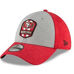 1c2daaefd69 Adult New Era San Francisco 49ers Sideline Road 39THIRTY Flex-Fit Cap
