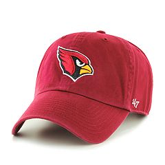 d1698b813 Adult  47 Brand Arizona Cardinals Clean Up Adjustable Cap