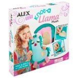 ALEX DIY Knot-A Llama Plush