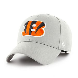 Adult '47 Brand Cincinnati Bengals MVP Adjustable Cap