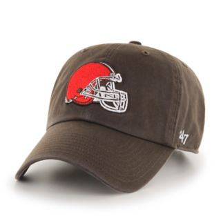 Adult '47 Brand Cleveland Browns Clean Up Adjustable Cap