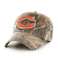 Adult '47 Brand Chicago Bears Clean Up Adjustable Cap