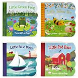 Lift a Flap Book 4-Pack: Nature Friends