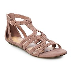 36016d025a65 LC Popsicle Braided Women s Cage Sandals
