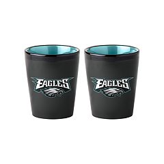 Boelter Philadelphia Eagles Matte Shot Glass Set