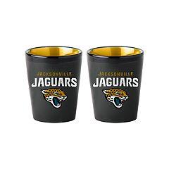 Boelter Jacksonville Jaguars Matte Shot Glass Set