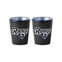 Boelter Los Angeles Rams Matte Shot Glass Set