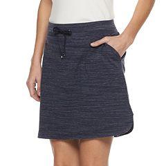 Women's Croft & Barrow® Extra Soft Skort