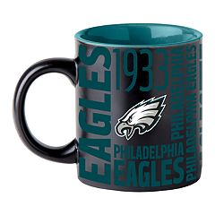 Boelter Philadelphia Eagles Matte Black Coffee Mug