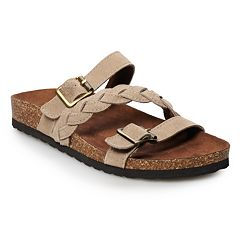 adf3db2cf0bc98 SONOMA Goods for Life™ Waterscape Women s Sandals. Black Taupe Blue