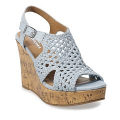 SO® Taffy Women s Wedge Sandals 8ef22972e6e4