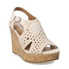 8ec2160f9 SO® Taffy Women s Wedge Sandals