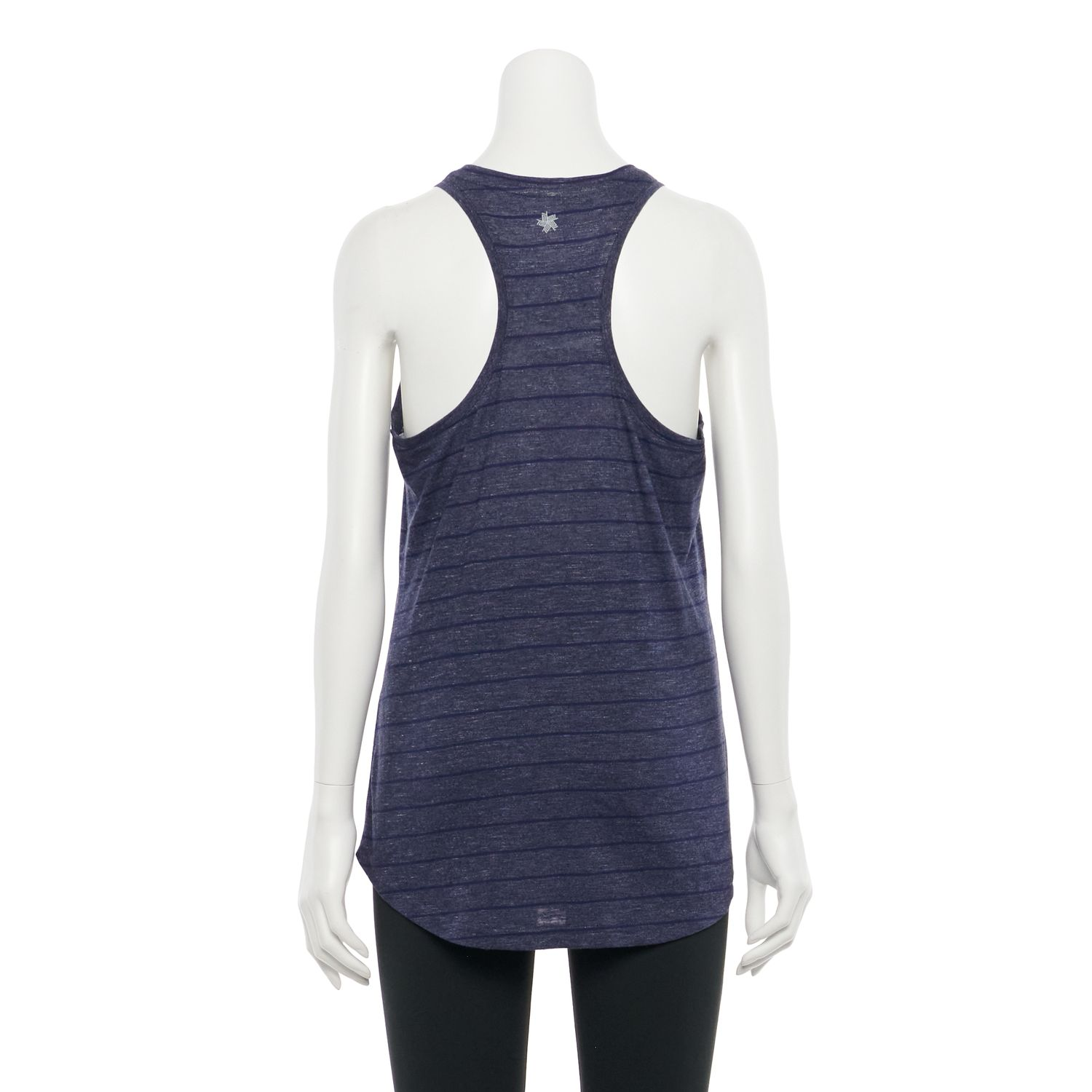 Asics Juniors Girls Blue Active Tank Top Court Tennis Fitness Exercise Sporty L