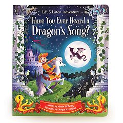 Have You Ever Heard a Dragon's Song Lift and Listen Adventure Book