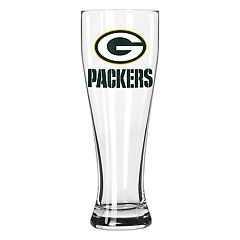 Boelter Green Bay Packers Pilsner Glass