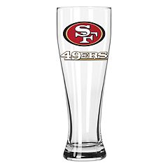 Boelter San Francisco 49ers Pilsner Glass