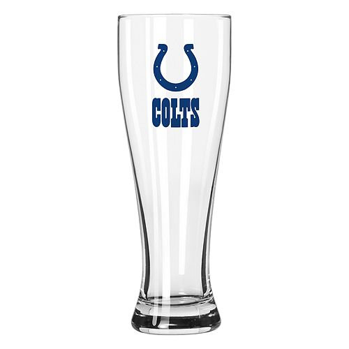 Boelter Indianapolis Colts Pilsner Glass