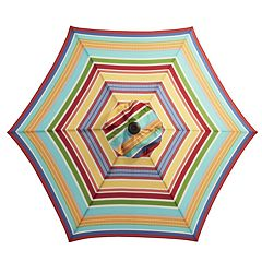 SONOMA Goods for Life™ 7.5-ft. Push-Up Market Patio Umbrella