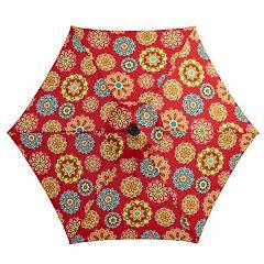 SONOMA Goods for Life™ 7.5-ft. Push-Up Market Patio Umbrella