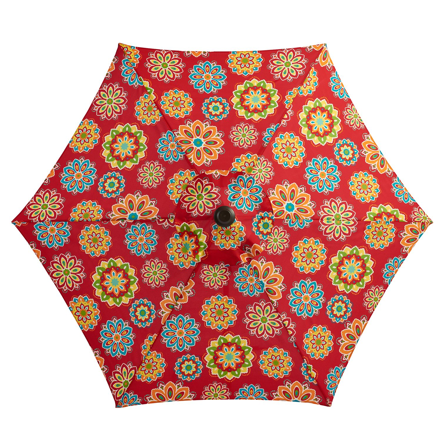 Push Up Market Patio Umbrella
