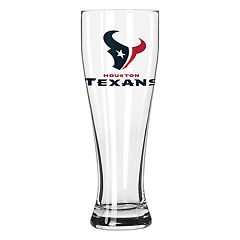 Boelter Houston Texans Pilsner Glass