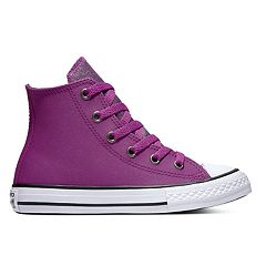 Girls' Converse Chuck Taylor All Star Glitter High Top Shoes