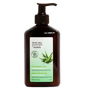 Dead Sea Essentials by AHAVA Aloe Body Lotion