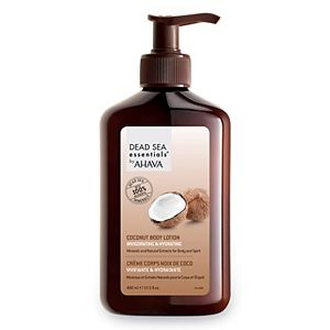 AHAVA Dead Sea Essentials Coconut Body Lotion