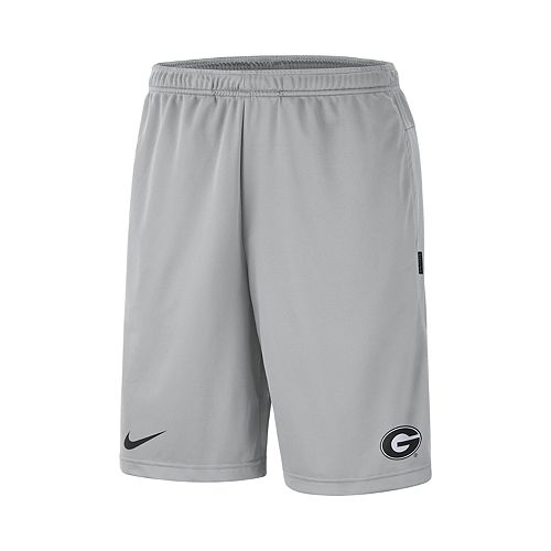 Men's Nike Georgia Bulldogs Dri-FIT Coach Shorts