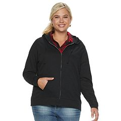 Plus Size SONOMA Goods for Life™ Zip Up Hoodie