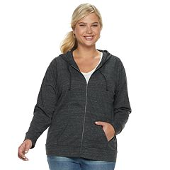 70dc133b752 Plus Size SONOMA Goods for Life™ Zip Up Hoodie