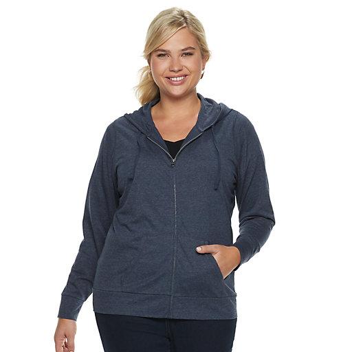 5ad55945f Womens SONOMA Goods for Life Hoodies & Sweatshirts Tops, Clothing ...