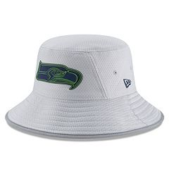Adult New Era Seattle Seahawks Training Bucket Hat